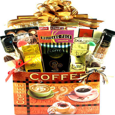 Village Caffé, Deluxe Coffee Gift Basket
