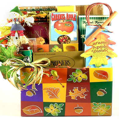 Fall Treasures Gift Box
