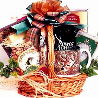 Hunting Gift Basket For Hunters