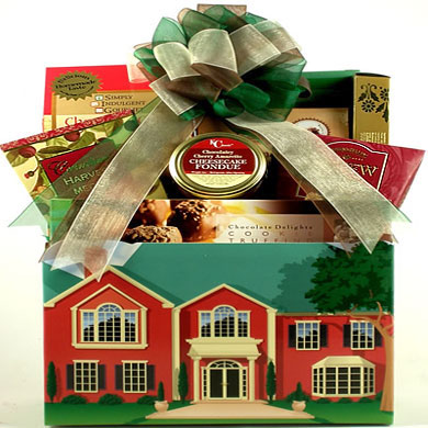 No Place Like Home, Housewarming Gift Basket