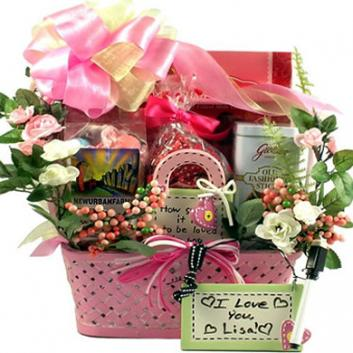 Signed, Sealed, Delivered, Romantic Gift Baskets