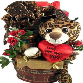 I Only Have Eyes For You, Romantic Gift Basket