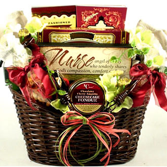 Nurse Gift Basket For Nurses And Caregivers