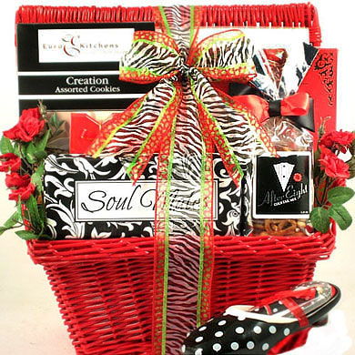 Soul Mates, Gift Basket for Her