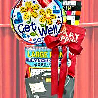 fun filled get well gift