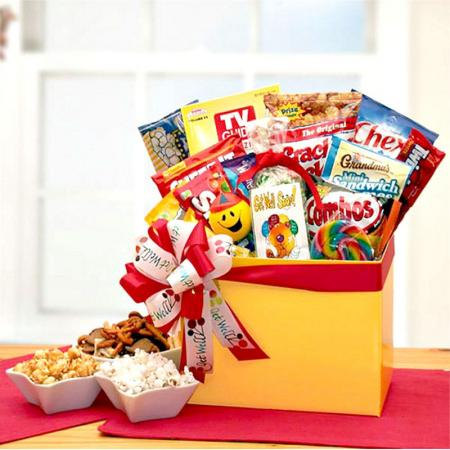 Get Well Gift, Cheery Get Well Gift Box