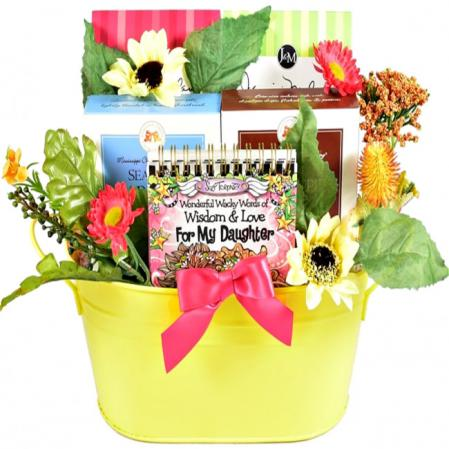Daughter gift baskets