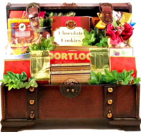 Special Gourmet Treasure Chest