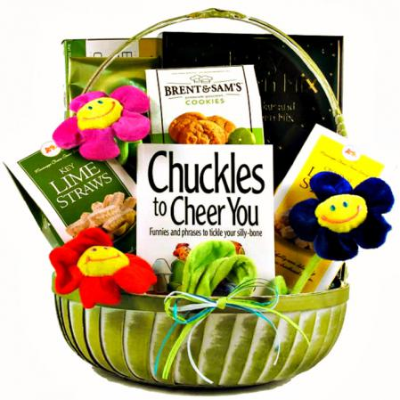 fun gift basket