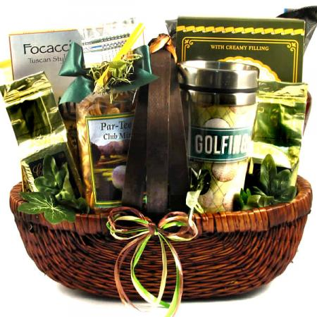 The Fantastic Golf Gift Basket