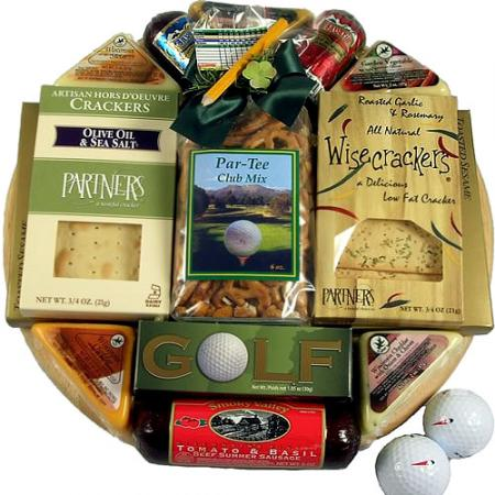 A Golfer's Favorite  Snacks