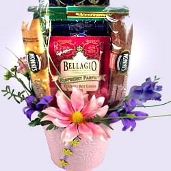 Gourmet Gift Basket for Her