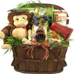 The Kids Graduation Gift Basket