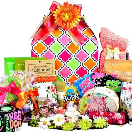 glam box gift set