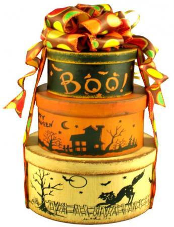 Halloween Tower of Treats