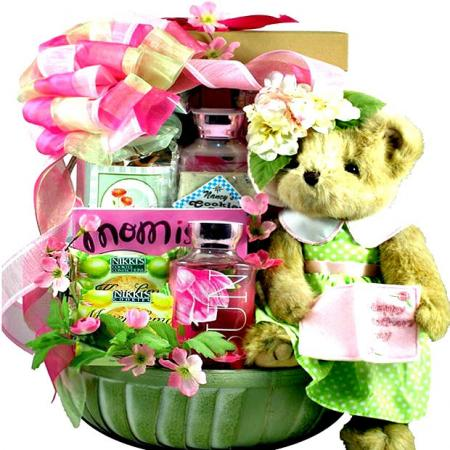 Sweetest Mother's Day Gift Basket