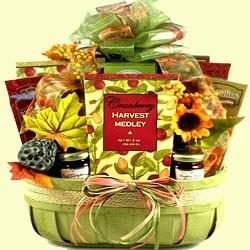 Autumn Gift Basket