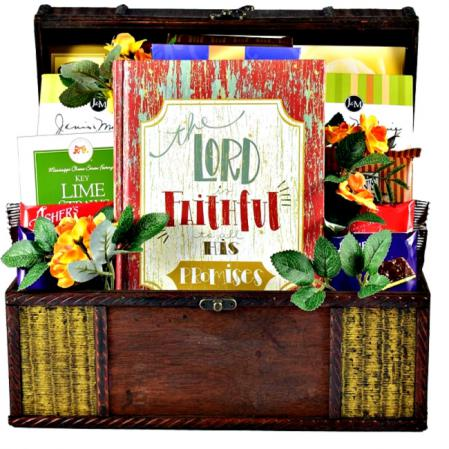 Easter Blessings gift basket