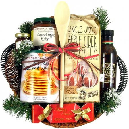 Gift Basket for Breakfast