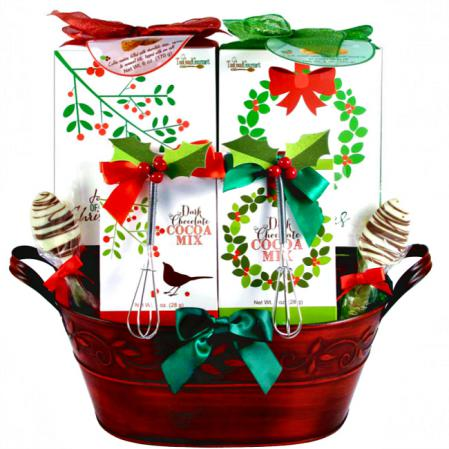 Holiday-Cocoa-Gift-Basket