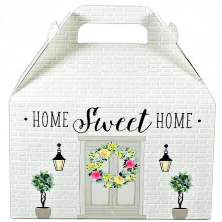 congratulations new home gift box