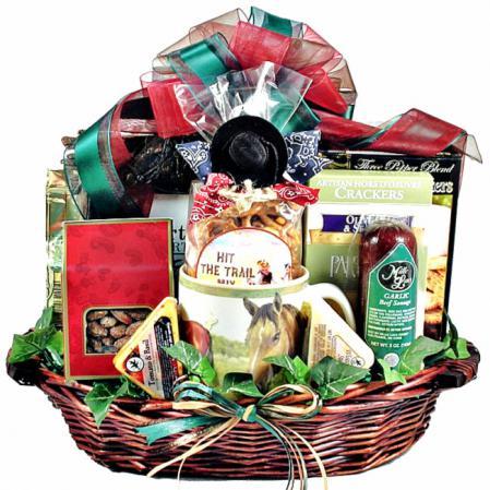 horse gift baskets