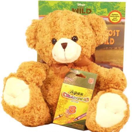 Kids Bear Hug