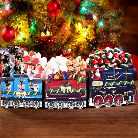 Christmas Express Gift Train