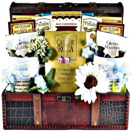 christian theme gift basket
