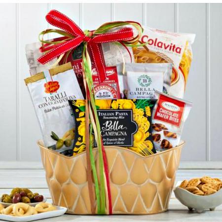 italian gift baskets online