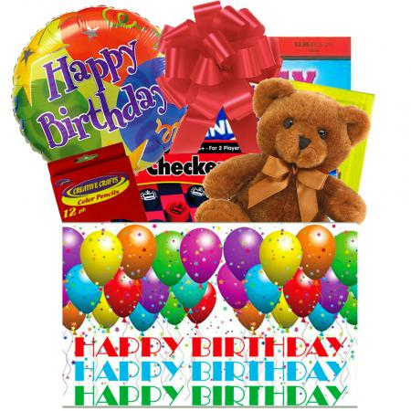 happy birthday gift box for kids