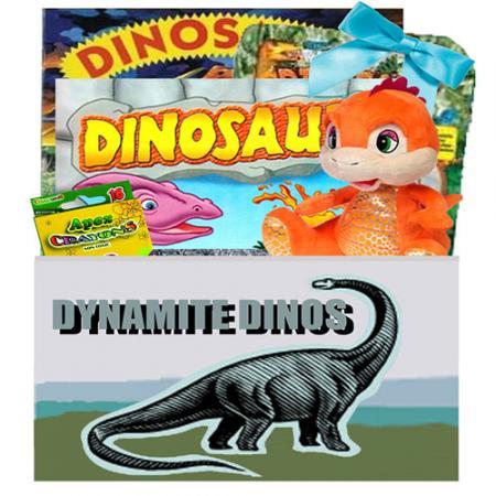 Kids Dynamite Dinosaurs Gift Box