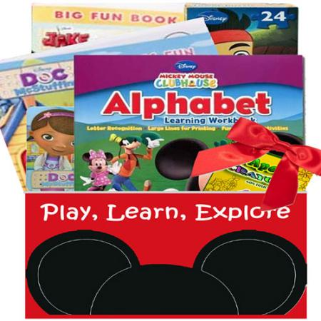 Kids Play, Learn, Explore Activity Gift Box