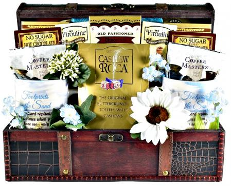 large Christian gift trunk to send