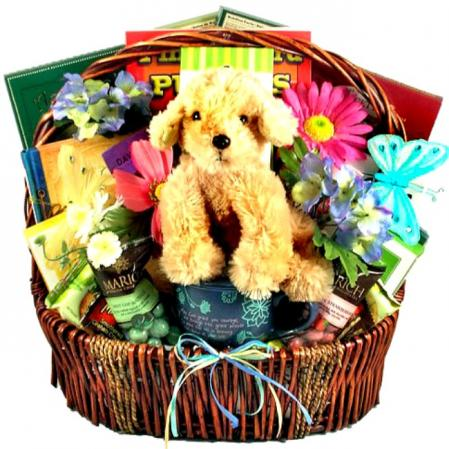 Gift Basket to Lift Thier Spirits