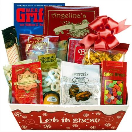 Book and Gourmet Holiday Gift