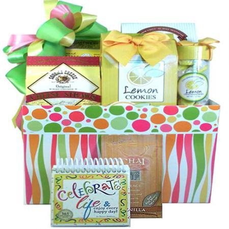 Celebrate Life Birthday Gift Box