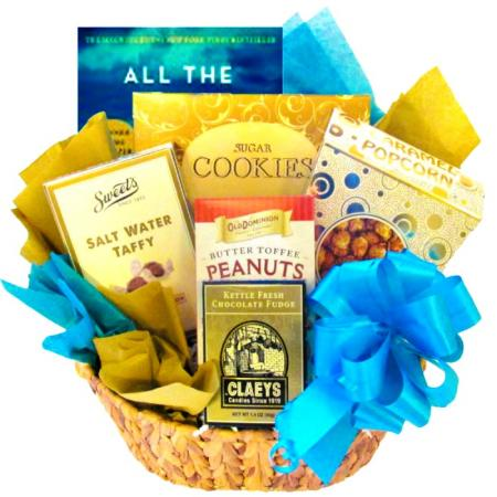 All The Light We Cannot See, Book Gift Basket