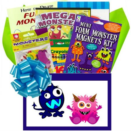 Lil' Monsters Kids Gift Box