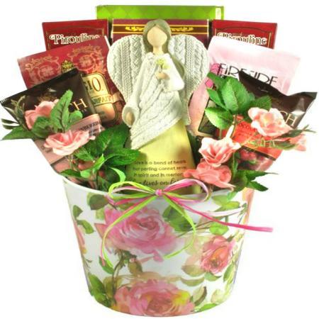 Love Lives On, Sympathy Gift Basket