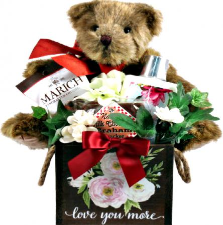 love you more gift basket