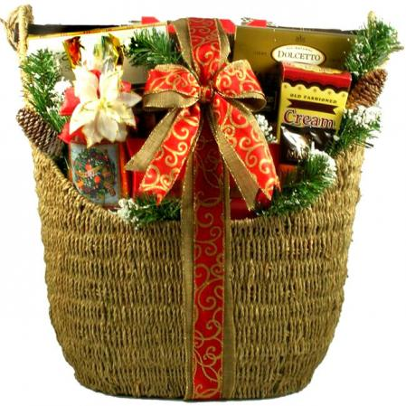 The Most Gorgeous Gift Basket