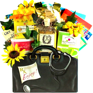 Village MD,  Get Well Recovery Gift Basket