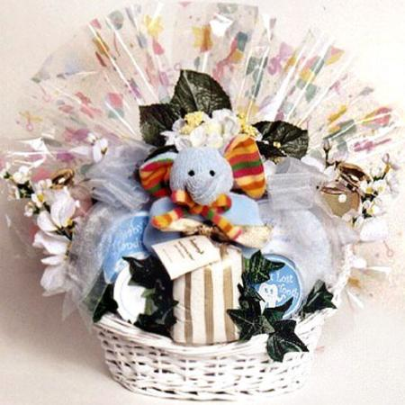 Mommy & Me, Baby Gift Basket