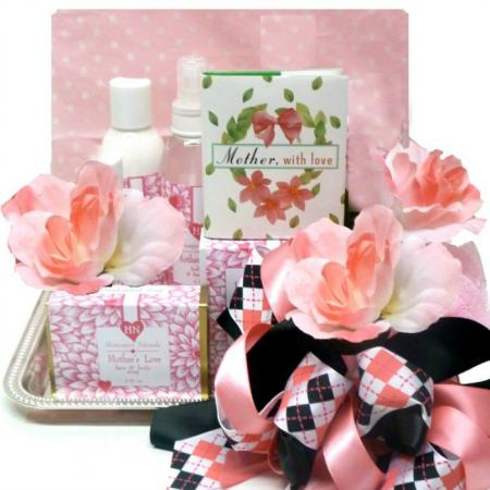 Mother's Love Bath Basket