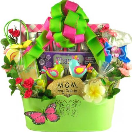 Spring Sensations, Gift Basket for Mom