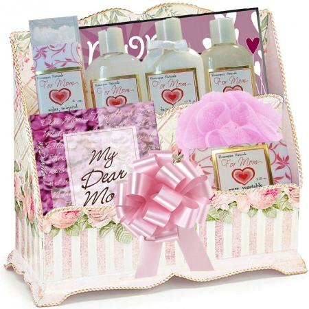 My Dear Mom Spa Basket for Mother