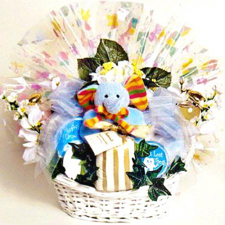 new mom and new baby gift baskets