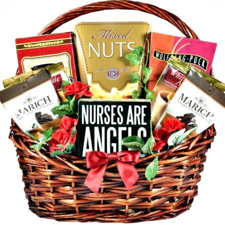 nurse gift baskets