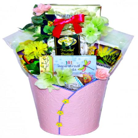 million dollar mom gift basket